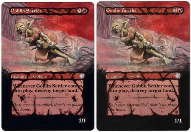 Goblin settlers