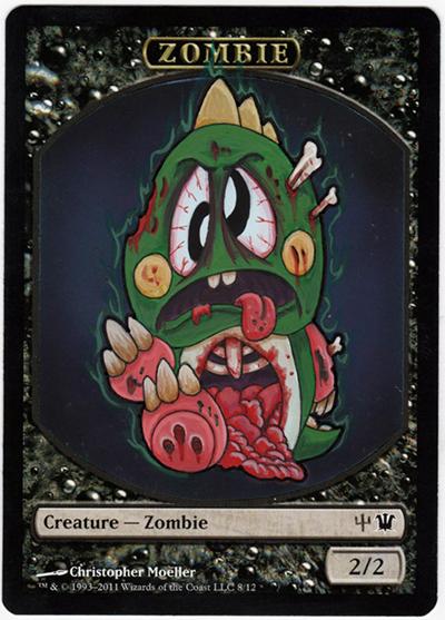 Zombi bobble