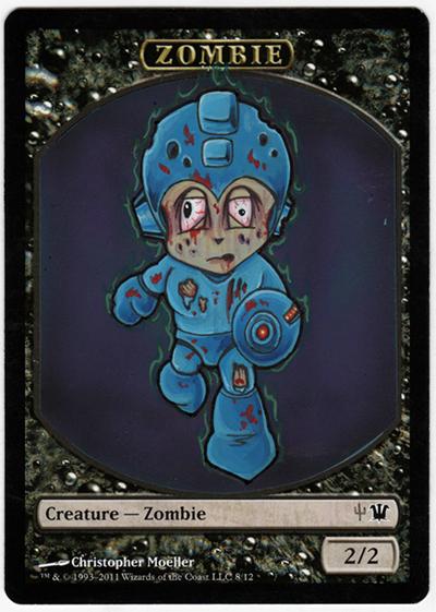 Zombi man