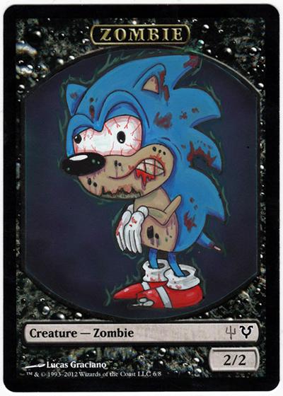 Zombie sonic